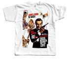 James Bond: From Russia with Love V1, movie, T-Shirt (WHITE) All sizes S to 5XL $23.97 CAD on eBay