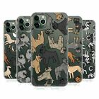HEAD CASE DESIGNS DOG BREED PATTERNS 9 SOFT GEL CASE FOR APPLE iPHONE PHONES