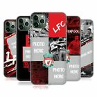 CUSTOM CUSTOMISED PERSONALISED LIVERPOOL FC GEL CASE FOR APPLE iPHONE PHONES
