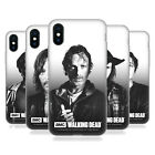 AMC THE WALKING DEAD FILTERED PORTRAITS SOFT GEL CASE FOR APPLE iPHONE PHONES