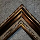 "5"" WIDE Fancy Gold Oil Painting Wood Picture Frame 446AG"