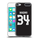 LIVERPOOL FC LFC PLAYERS AWAY KIT 17/18 2 SOFT GEL CASE FOR APPLE iPOD TOUCH MP3