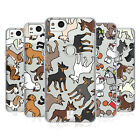 HEAD CASE DESIGNS DOG BREED PATTERNS 2 SOFT GEL CASE FOR GOOGLE PIXEL 2