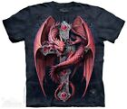 New The Mountain Gothic Guard Dragon T Shirt