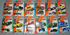 MatchBox Cars Die-cast Collectables Jaguar Cadillac Hot Wheels Fast & Furious