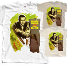 James Bond Dr. No, movie poster, T SHIRT NATURAL KHAKI WHITE all sizes S to 5XL $23.38 CAD on eBay