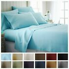 Hotel Collection 6 Piece Premium Ultra Soft Bed Sheet Set image
