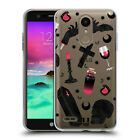 HEAD CASE DESIGNS SPOOKY NIGHT SOFT GEL CASE FOR LG PHONES 1