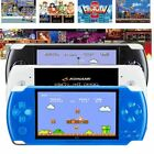 "8GB 4.3"" 32 Bit Built-In 10000 Game Portable Handheld Video Game Console Player"