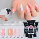 30ML Poly Gel Quick Building Finger Extension Nail Gel Camouflage UV LED Tools