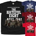 The Hateful Eight V1, Q.Tarantino, poster, T-Shirt (BLACK) All sizes S to 5XL