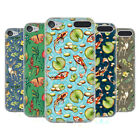 OFFICIAL JULIA BADEEVA  ANIMAL PATTERNS 2 SOFT GEL CASE FOR APPLE iPOD TOUCH MP3