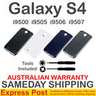 Samsung Galaxy S4 Back Cover Housing Rear Battery Case Door Black Grey Blue