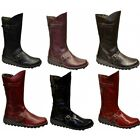 Fly London Mes Womens Wedge Boots All Sizes in Various Colours