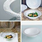 "Plastic 12 oz 7.125"" ROUND BOWLS Party Wedding Catering Disposable TABLEWARE"