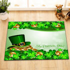 Waterproof Fabric Shower Curtain Liner St. Patrick's Day Coin Green Clover Hat