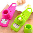 HOT Multi-functional Grinding Ginger Garlic Press Kitchen Gadgets Slicer Cutter