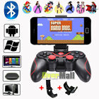 2X Wireless Bluetooth USB Game Controller Gamepad Joystick for Android TV Box PC