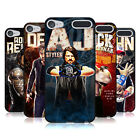 OFFICIAL WWE SUPERSTARS BLACK SOFT GEL CASE FOR APPLE iPOD TOUCH