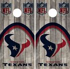 Houston Texans Cornhole Wrap NFL Wood Game Skin Board Set Vinyl Decal CO78 on eBay