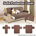 3 seat couch - House 1-3 Person Couch Seat Sofa Slipcover Furniture Protector Cover Waterproof