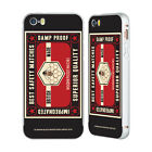 Best iPhone Matchbox 6 Cases - OFFICIAL ORPHAN BLACK GRAPHICS SILVER BUMPER SLIDER CASE Review
