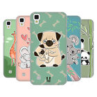 HEAD CASE DESIGNS ANIMAL WITH OFFSPRING HARD BACK CASE FOR LG PHONES 2