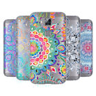 pink rio phone - OFFICIAL MICKLYN LE FEUVRE MANDALA 5 SOFT GEL CASE FOR HUAWEI PHONES 2