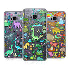 HEAD CASE DESIGNS PREHISTORIC PATTERNS HARD BACK CASE FOR SAMSUNG PHONES 1