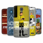 OFFICIAL STAR TREK ICONIC CHARACTERS TOS SOFT GEL CASE FOR ALCATEL PHONES 2