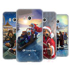 OFFICIAL LONELY DOG CHRISTMAS SOFT GEL CASE FOR HTC PHONES 1