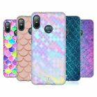 HEAD CASE DESIGNS MERMAID SCALES SOFT GEL CASE FOR HTC PHONES 1