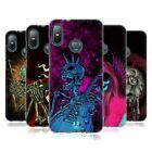 HEAD CASE DESIGNS SKULL OF ROCK SOFT GEL CASE FOR HTC PHONES 1