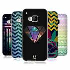 HEAD CASE DESIGNS TREND MIX SOFT GEL CASE FOR HTC PHONES 1