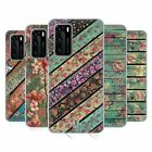 HEAD CASE DESIGNS FLORAL RUINS SOFT GEL CASE FOR HUAWEI PHONES