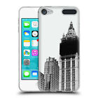 OFFICIAL HAROULITA BLACK AND WHITE SOFT GEL CASE FOR APPLE iPOD TOUCH MP3