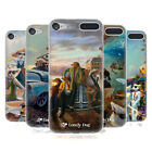 OFFICIAL LONELY DOG SUMMER SOFT GEL CASE FOR APPLE iPOD TOUCH MP3