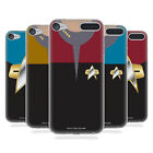 OFFICIAL STAR TREK UNIFORMS AND BADGES DS9 GEL CASE FOR APPLE iPOD TOUCH MP3