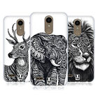 HEAD CASE DESIGNS ORNATE WILDLIFE SOFT GEL CASE FOR LG PHONES 1