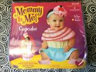 Infant Girl's Cupcake Costume NEW 6-12 mos. 12-18 mos. Cute Birthday