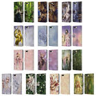 SELINA FENECH FAIRIES LEATHER BOOK CASE FOR BLACKBERRY ASUS ONEPLUS PHONES