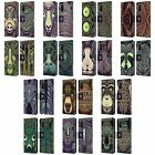 HEAD CASE DESIGNS AZTEC ANIMAL FACES 2 LEATHER BOOK CASE FOR SAMSUNG PHONES 1
