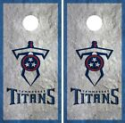 Tennessee Titans Cornhole NFL Concrete Wrap Game Board Skin Set Vinyl CO170 on eBay