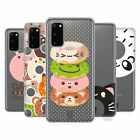 HEAD CASE DESIGNS KAWAII ANIMAL DONUTS SOFT GEL CASE FOR SAMSUNG PHONES 1