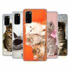 HEAD CASE DESIGNS CATS SOFT GEL CASE FOR SAMSUNG PHONES 1