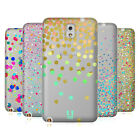 HEAD CASE DESIGNS CONFETTI SOFT GEL CASE FOR SAMSUNG PHONES 2