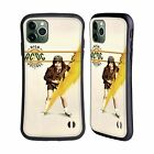 OFFICIAL AC/DC ACDC ALBUM COVER HYBRID CASE FOR APPLE iPHONES PHONES