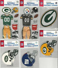 U CHOOSE  NATIONAL FOOTBALL LEAGUE 3D Stickers & embellishments sports helmet $3.99 USD on eBay