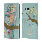 OFFICIAL WYANNE OWL LEATHER BOOK WALLET CASE COVER FOR HTC PHONES 1