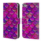 OFFICIAL HAROULITA GLITTER SPARKLE LEATHER BOOK CASE FOR APPLE iPOD TOUCH MP3